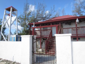 District Commissioners Office on Salt Cay