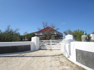 Salt Merchant Home available as vacation rental on Salt Cay