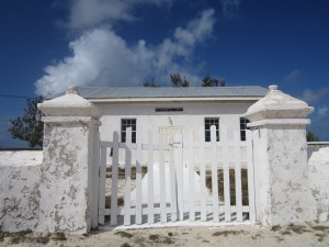 Mt Zion Church on Salt Cay