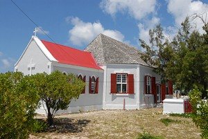 St John's Anglican Church, Salt Cay, Turks & Caicos Islands © 2007 Don Wiss donwiss.com. All rights reserved.